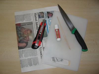 673c52cc0 Začíname tvoriť papierové ruličky:
