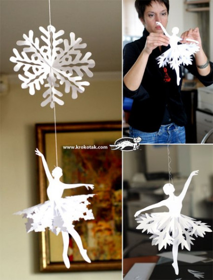snowflake dancer