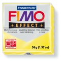 FIMO efekt 104 - transparentná žltá (transparent yellow) (56 g)