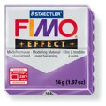 FIMO efekt 604 - transparentná fialová (transparent purple) (56 g)