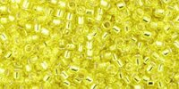 toho Treasures Silver-Lined - Lemon (5 g)