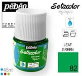 Farby na textil Setacolor opaque - Leaf Green 82 (45 ml)